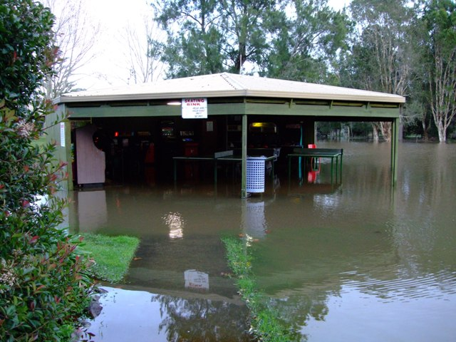 Games Room Flood Tuncurry Lakes Resort